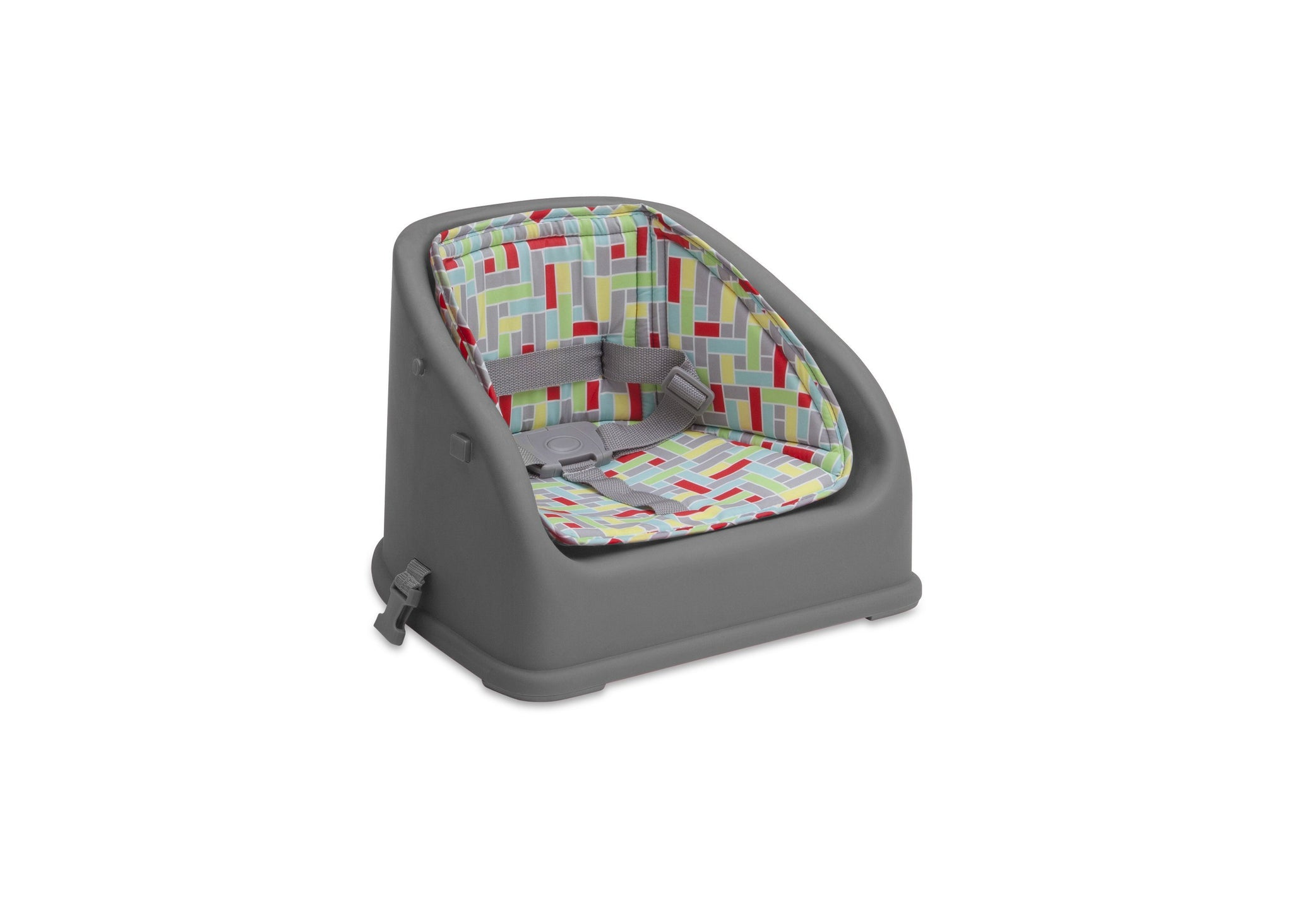 Delta Children Grey (026) Perfect Fit Multi-Use High Chair (23012), High Chair, a3a