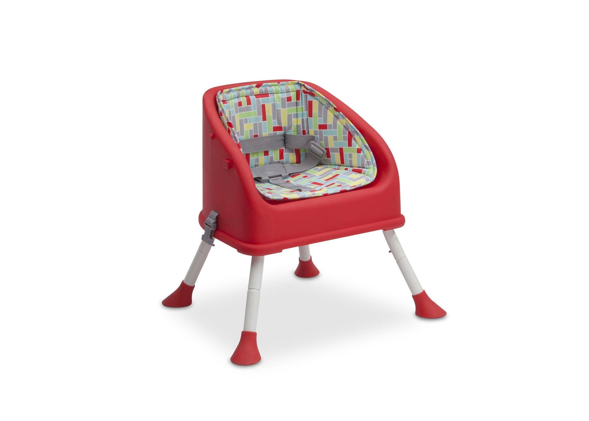 Delta Children Red (635) Perfect Fit Multi-Use High Chair (23012), High Chair 2, b4b