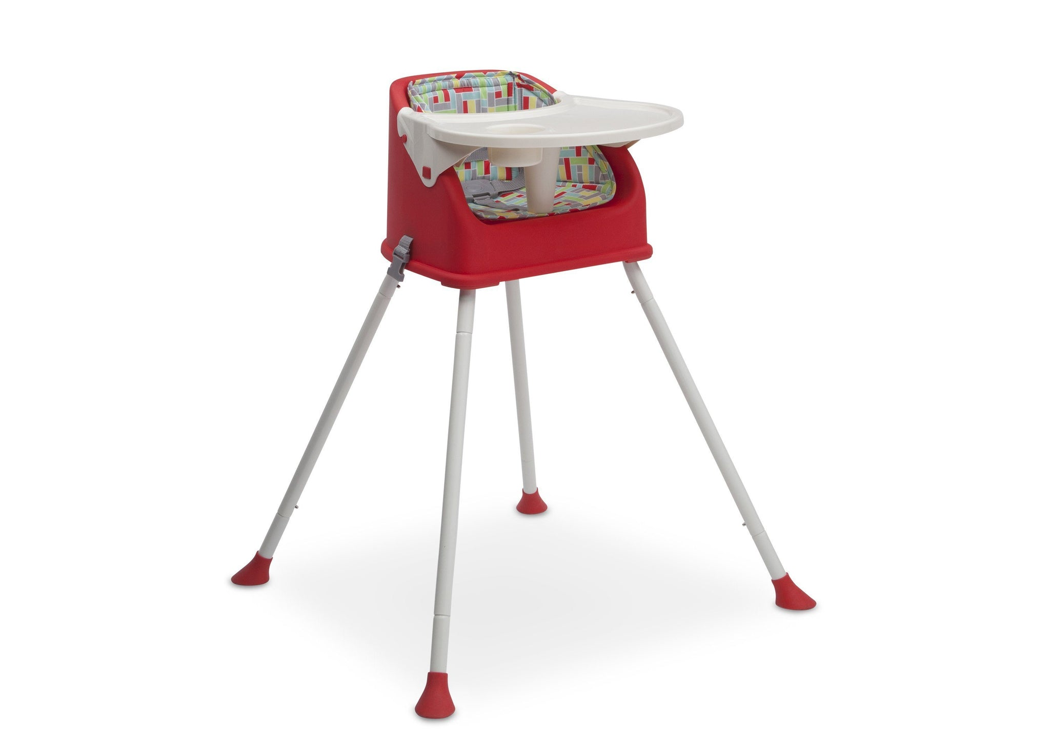 Delta Children Red (635) Perfect Fit Multi-Use High Chair (23012), High Chair 4, b6b