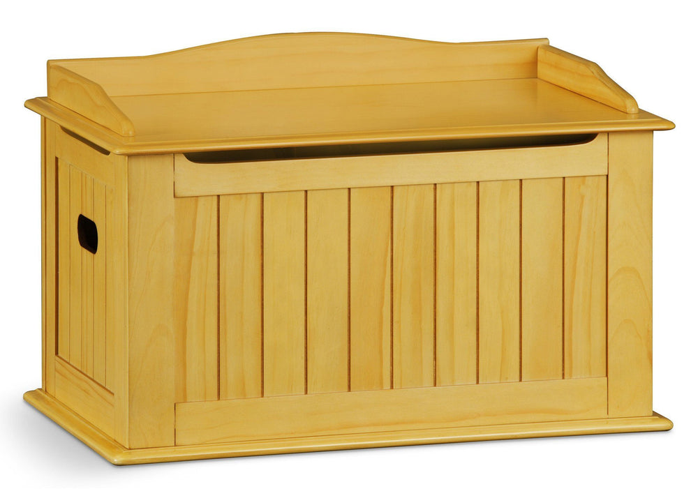 Delta Children Natural (260) Solutions Toy Box b1b