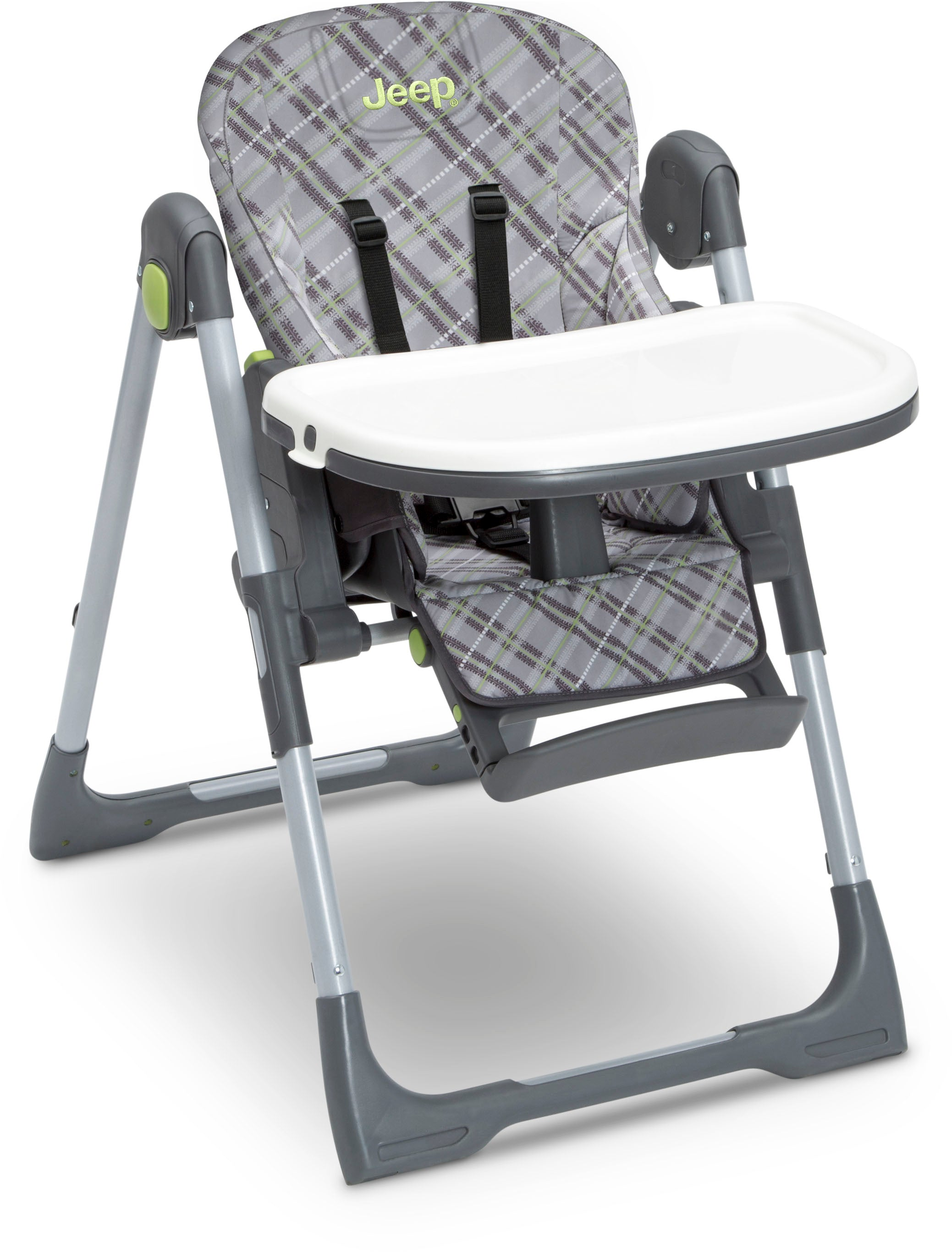 J is for Jeep Brand Classic High Chair