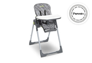 Jeep  Classic Convertible High Chair for Babies and Toddlers by Delta Children, Fairway (340) , Converts to a toddler seat when they've outgrown