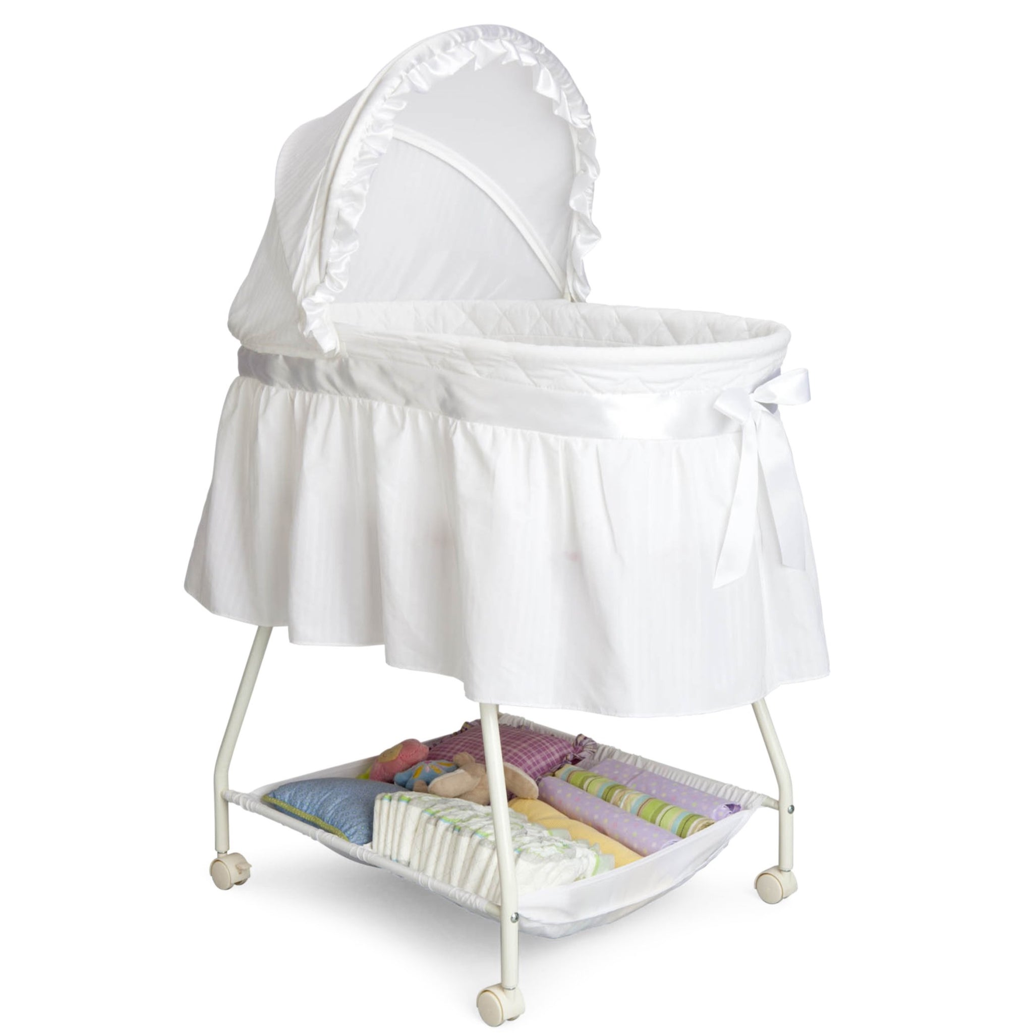 Classic Sweet Beginnings Bassinet