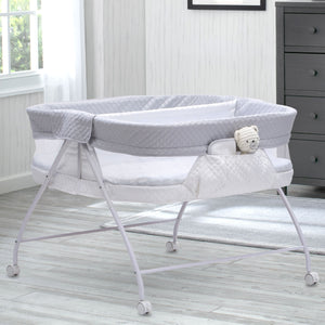 Twin EZ Fold Ultra Compact Double Bassinet