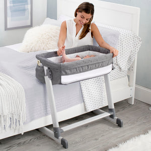 Simmons Kids® By the Bed City Sleeper Bassinet
