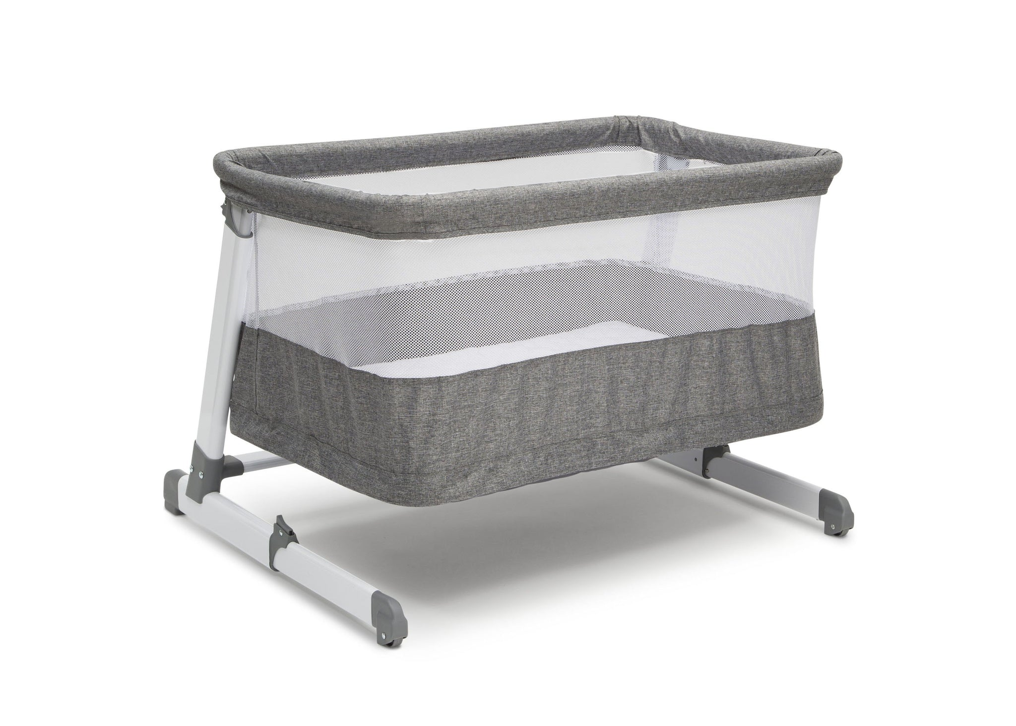 Beautyrest Grey Tweed (2012) Room2Grow Newborn Bassinet to Infant Sleeper (25502), Silo, a3a