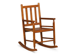 Delta Children Dark Cherry (604) Solutions Rocking Chair Right View c2c