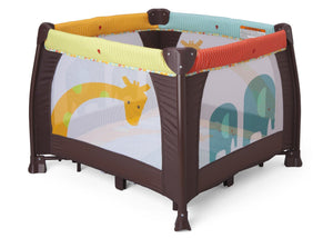 Delta Fun Time 36 x 36 Playard, stored Novel Ideas (241)a3a