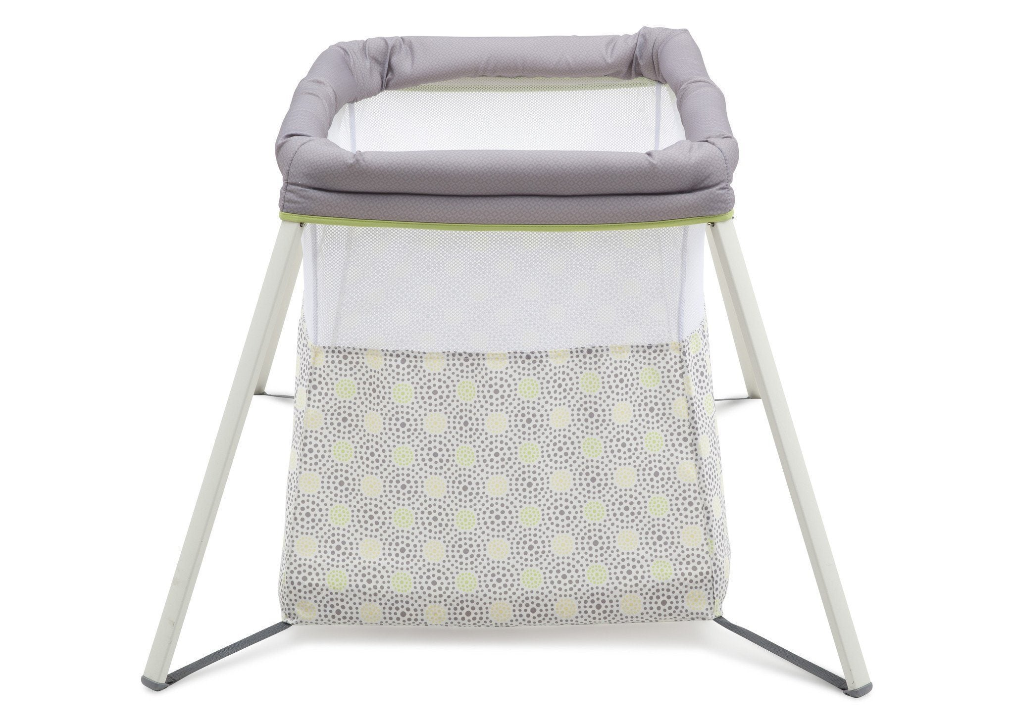 Delta Children Mosaic (325) Viaggi Playard, Front View a3a