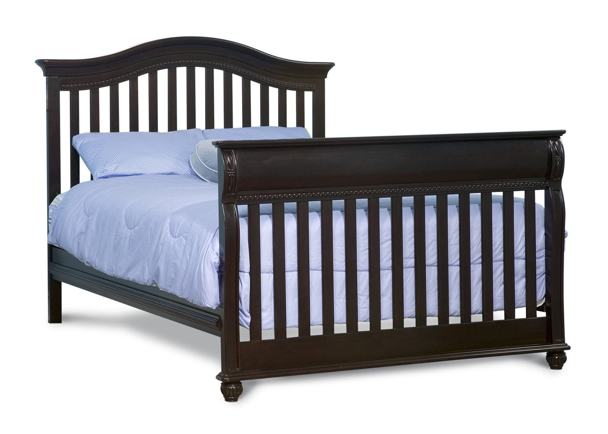 Simmons Kids LaBrosse Cherry (26) Vancouver Crib, Bed Conversion a4a