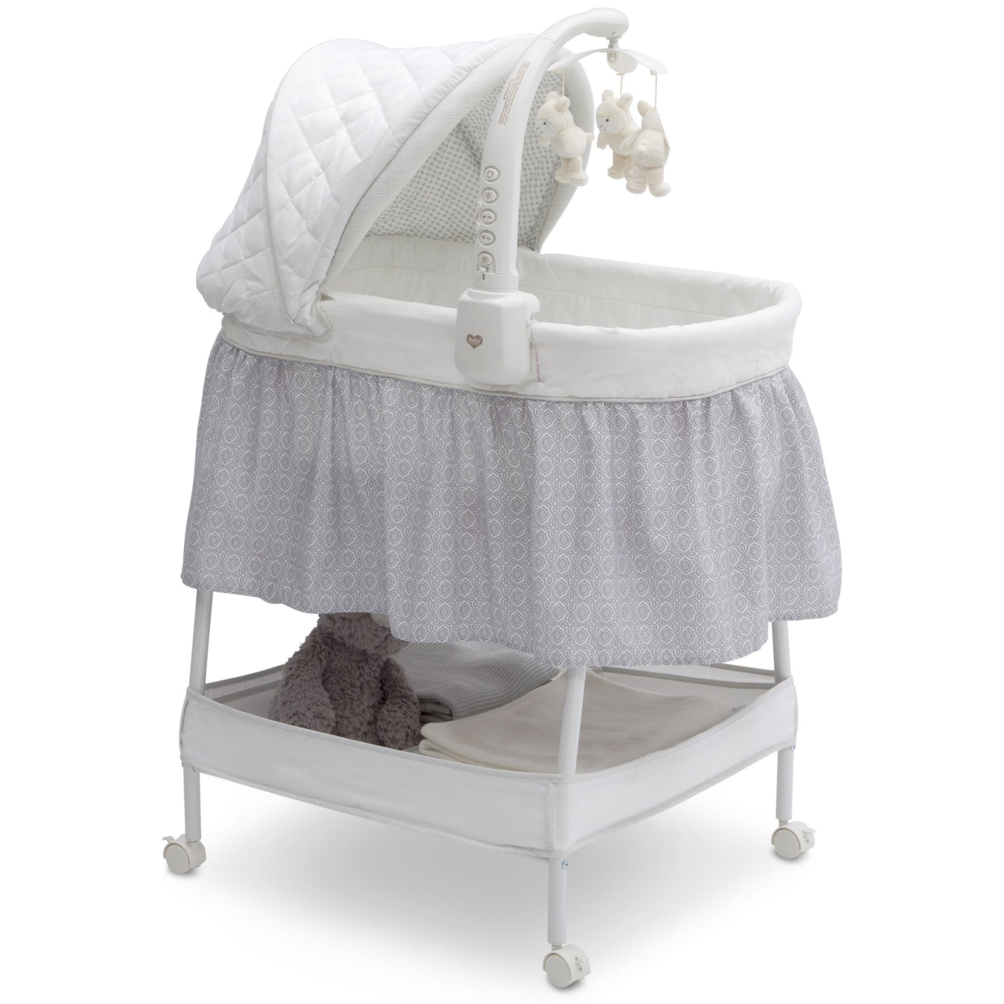 Deluxe Gliding Bassinet