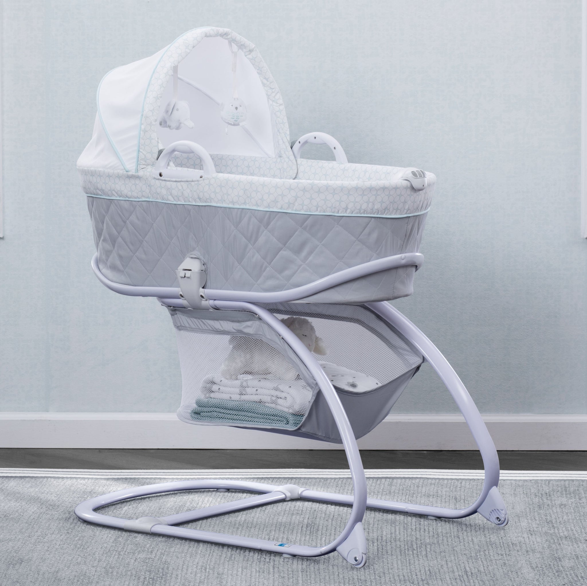 Deluxe Moses Bassinet