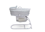 Delta Children Windmill (448) Keep Me Near Bassinet Side View a3a
