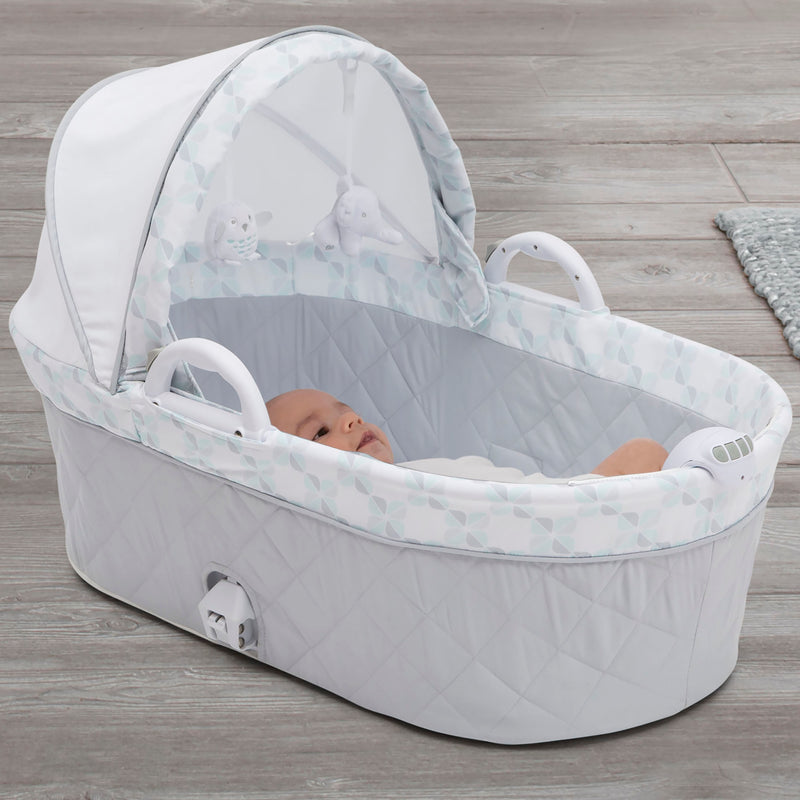 Simmons Kids Room2Grow Newborn Bassinet to Infant Sleeper 905daedcd