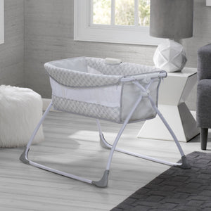Newborn Soothing Sleeper Bassinet