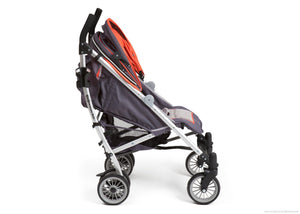 Simmons Kids Elite Comfort Stroller Charcoal (029) a2a