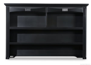 Simmons KidsBlack (001) Impressions Hutch, Front View a1a