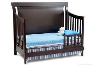 Simmons Kids Caffe (247) Adele Lifetime Crib, Toddler Bed Conversion a2a