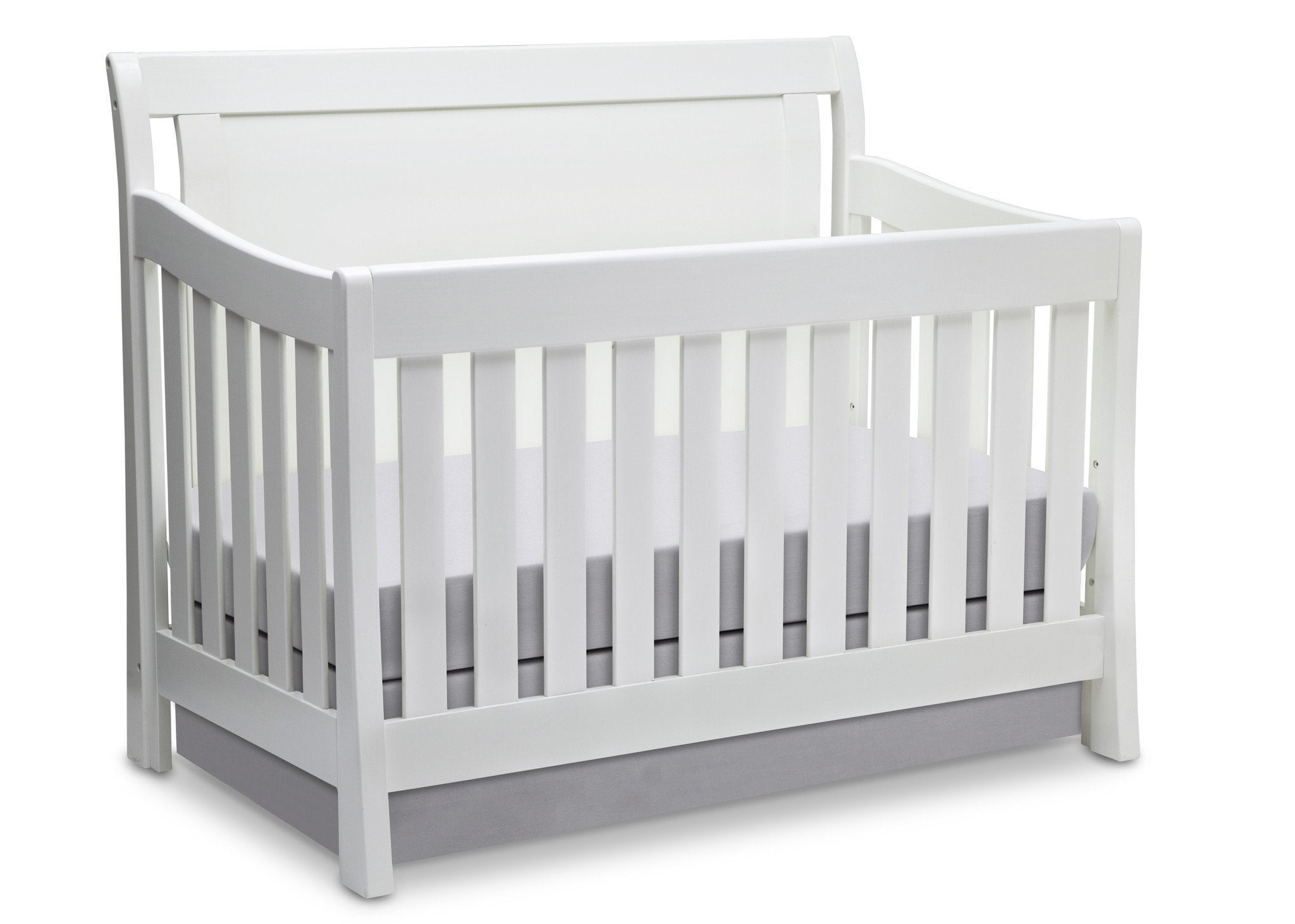 simmons nursery furniture. Simmons Kids White Ambiance (108) Madisson Crib \u0027N\u0027 More, Conversion Nursery Furniture