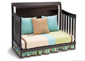 Simmons Kids Black Espresso (907) Madisson Crib 'N' More, Day Bed Conversion b4b