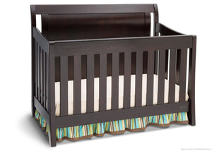 Simmons Kids Black Espresso (907) Madisson Crib 'N' More, Crib Conversion b2b