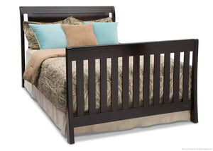 Simmons Kids Black Espresso (907) Madisson Crib 'N' More, Full-Size Conversion b5b