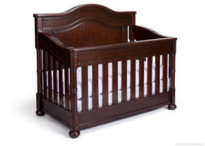 Simmons Kids Molasses (226) Highpoint Crib 'N' More (305180), Crib Conversion a1a