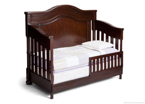 Simmons Kids Molasses (226) Highpoint Crib 'N' More (305180), Toddler Bed Conversion a2a