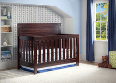 Simmons Kids Black Espresso (907) Simmons Kids Rowen Crib (320180), Hangtag, b0b