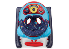 Delta Children Lift Off (2030) First Exploration 2-in-1 Activity Walker (32201) Birds eye view, a6a