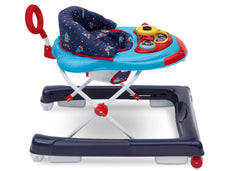Delta Children Lift Off (2030) First Exploration 2-in-1 Activity Walker (32201) Side Profile, a4a
