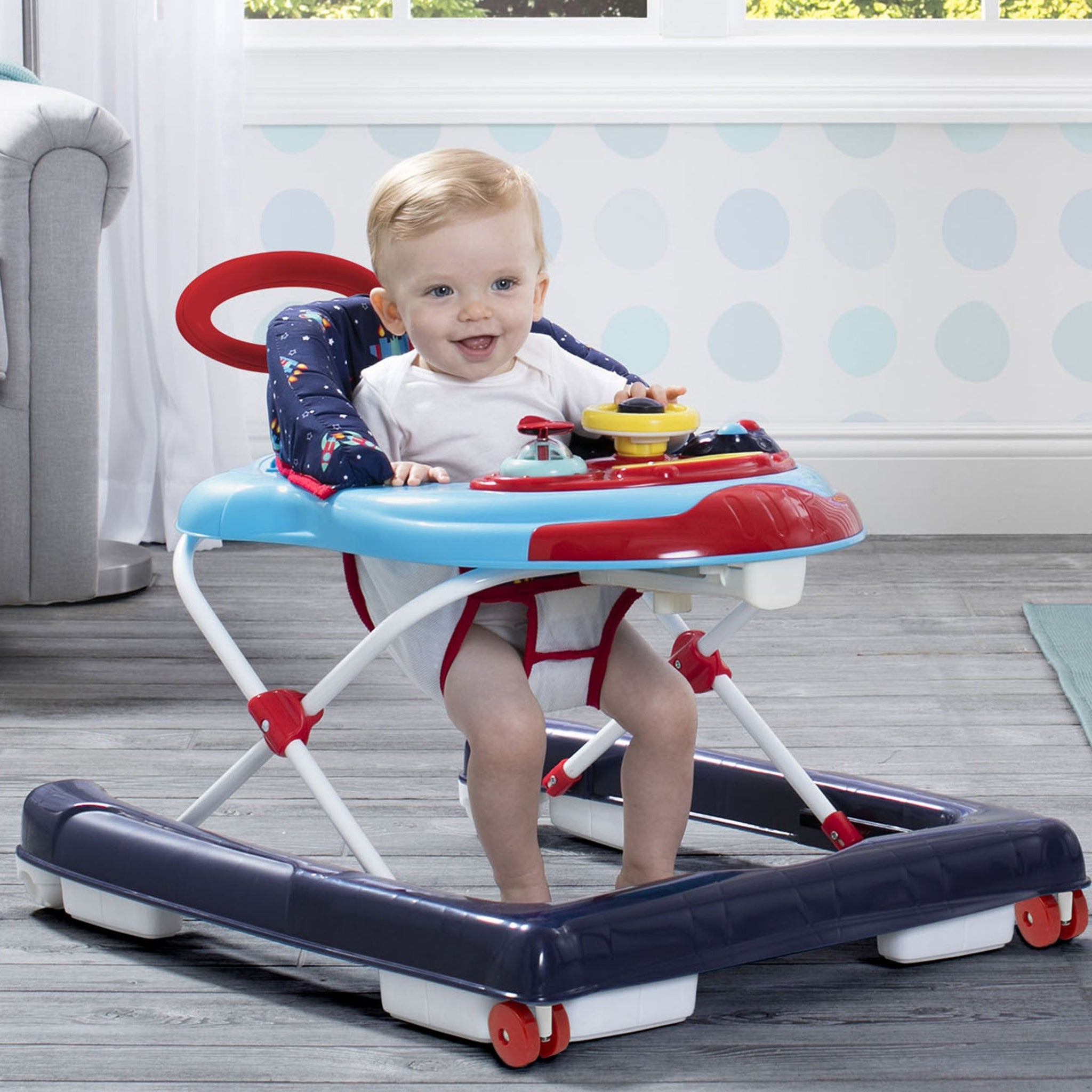 First Exploration 2-in-1 Activity Walker