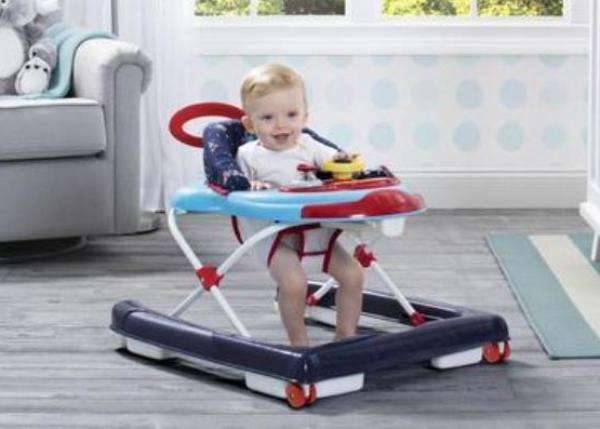 First Exploration 2-in-1 Activity Walker (Lift Off) - bundle
