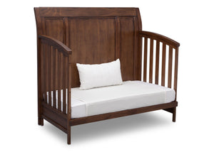 Simmons Kids Antique Chestnut (2100) Kingsley Crib 'N' More, Day Bed Conversion b5b