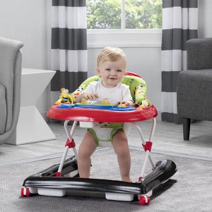 Delta Children Soccer (2061) Lil Goal Keeper 2-in-1 Baby Walker, Lifestyle View