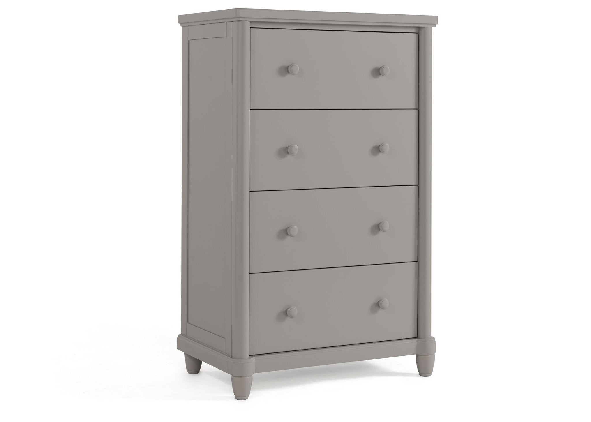 Grey (026) Barrington Chest (325041) Side View a1a