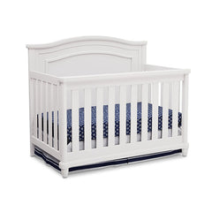 Simmons Kids Bianca (130) Belmont 4-in-1 Crib, Crib Conversion b1b