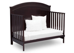 Simmons Kids Black Espresso (907) Emma Crib 'N' More Angled Day Bed Conversion View b5b