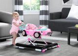 Delta Children Pink (2097) First Race 2-in-1 Baby Walker, Model View