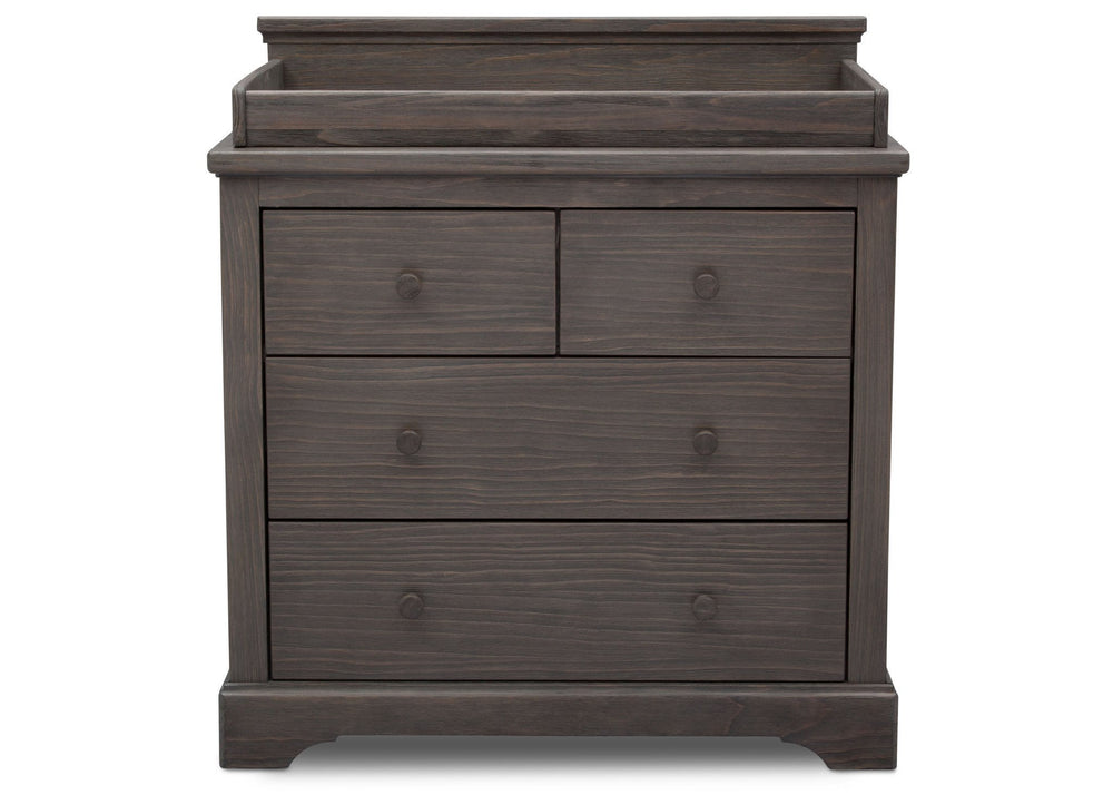 Paloma 4 Drawer Dresser With Changing Top Delta Children
