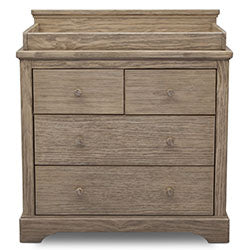 Paloma 4 Drawer Dresser with Changing Top