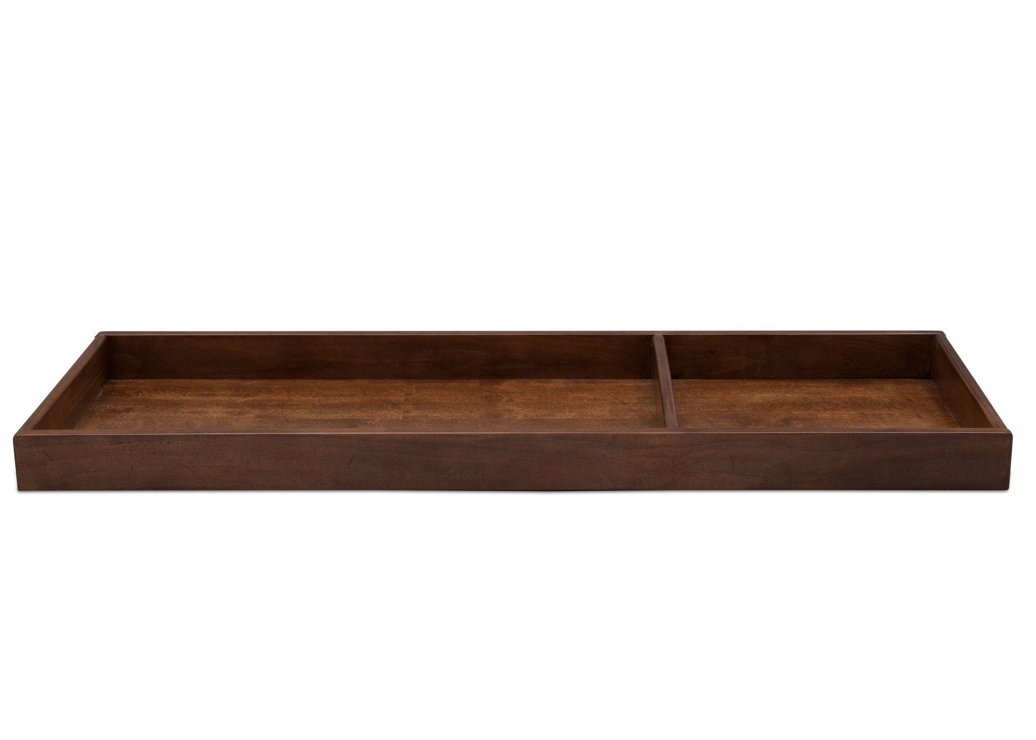 Simmons Kids Antique Chestnut (2100) Tivoli Changing Tray, Front View, b1b