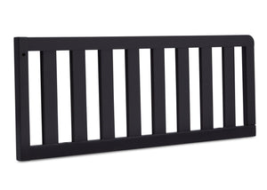 Simmons Kids Ebony (0011) Toddler Guardrail, Angled View a2a