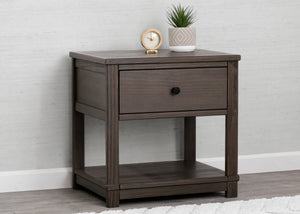 Simmons Kids Rustic Grey (084) Monterey Nightstand
