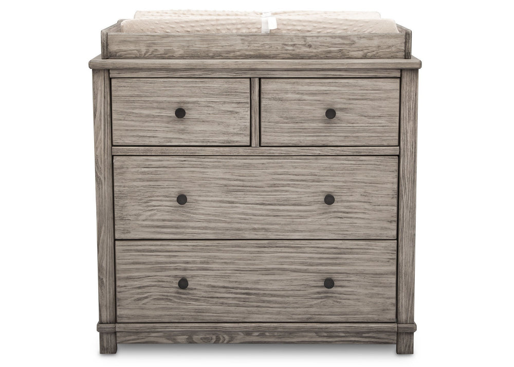 Monterey 4 Drawer Dresser with Changing Top