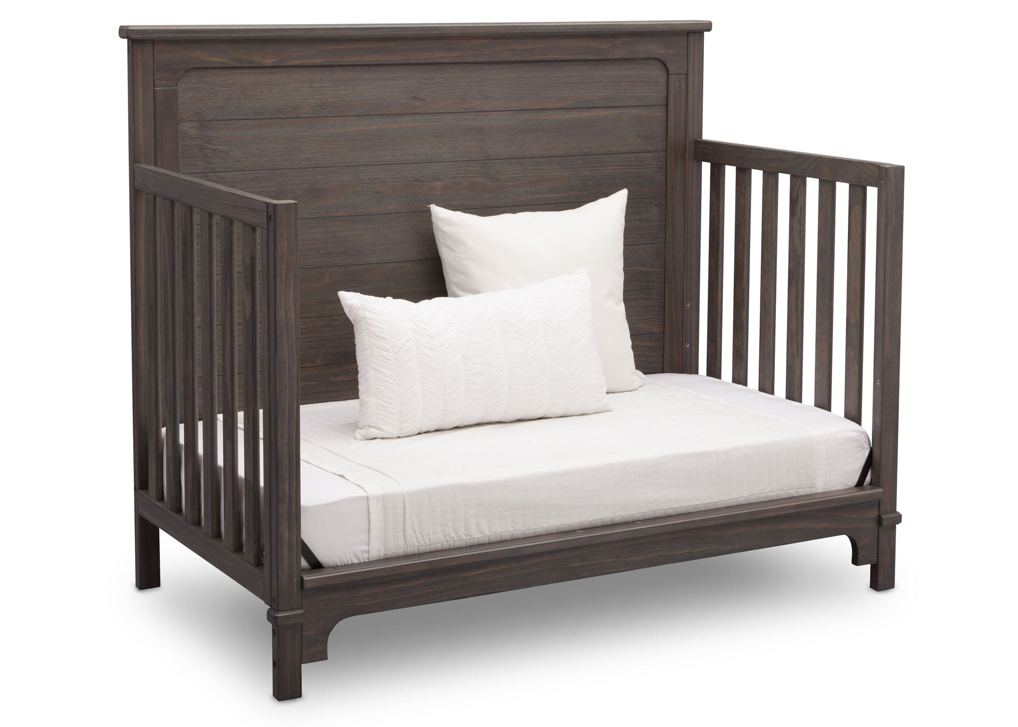 Simmons Kids Rustic Grey (084) Monterey Crib 'N' More, Daybed Conversion a5a