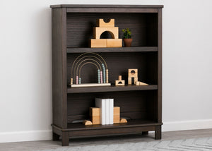 Simmons Kids Rustic Grey (084) Monterey Bookcase