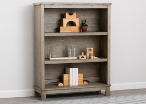 Simmons Kids Rustic White (119) Monterey Bookcase