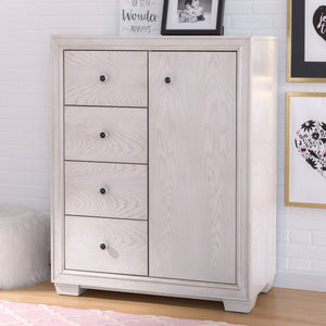 Ravello 4 Drawer Combo Chest