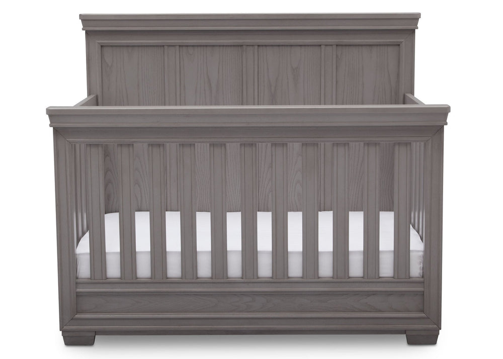 Simmons Kids Storm (161) Ravello Crib 'N' More, Front View, a2a
